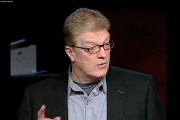 Video Pick: ‪Sir Ken Robinson: Do schools kill creativity?‬