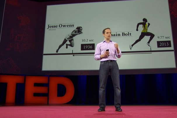 David Epstein | Are athletes really getting faster, better, stronger?